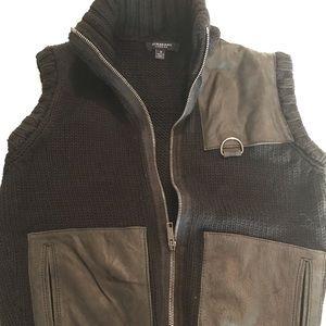 Burberry sweater vest